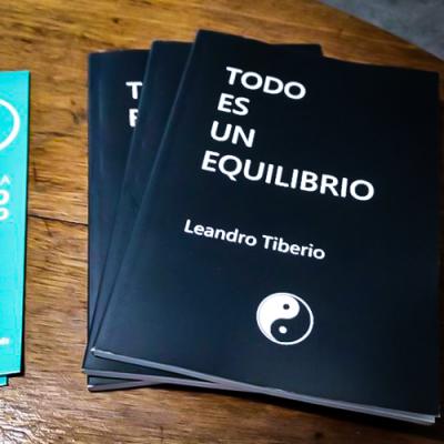 Todo Es Un Equilibrio - Leandro Tiberio