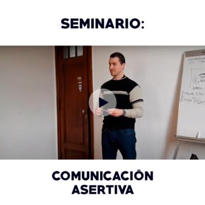 Seminario: El observador afecta a lo Observado