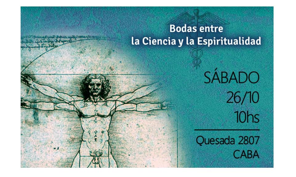 Medicina y Espiritualidad: Evento