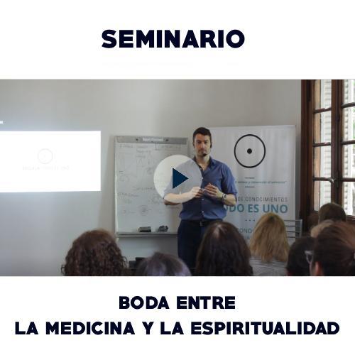 Boda entre la Medicina y la Espiritualidad