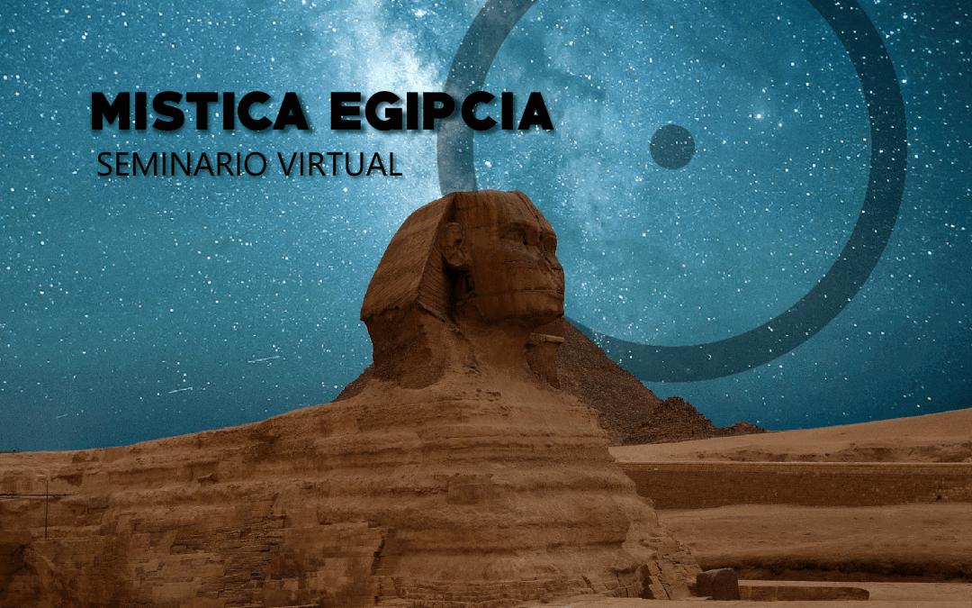 mística egipcia