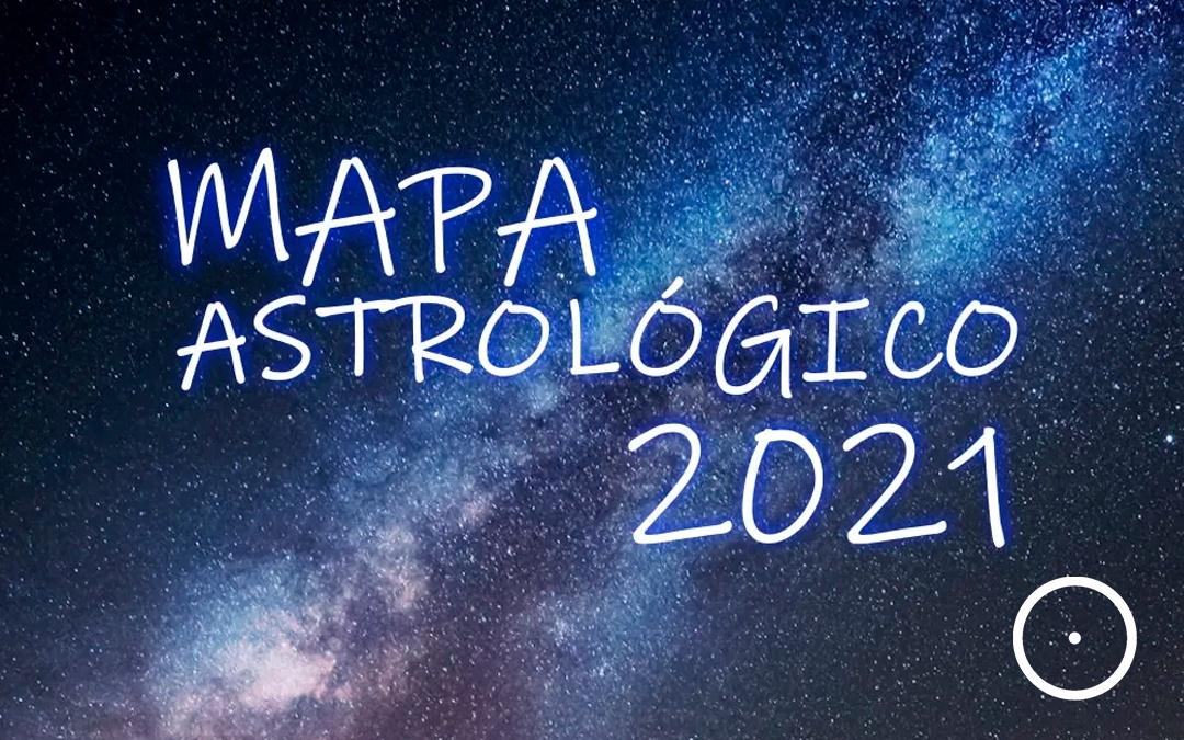 MAPA ASTROLÓGICO 2021 – Solsticio de Invierno