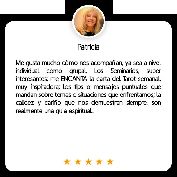 Patricia - Todo Es Uno - Gnosis